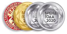 Матрасы Кондор получили специальную премию Продукт года за высокое качество продукции